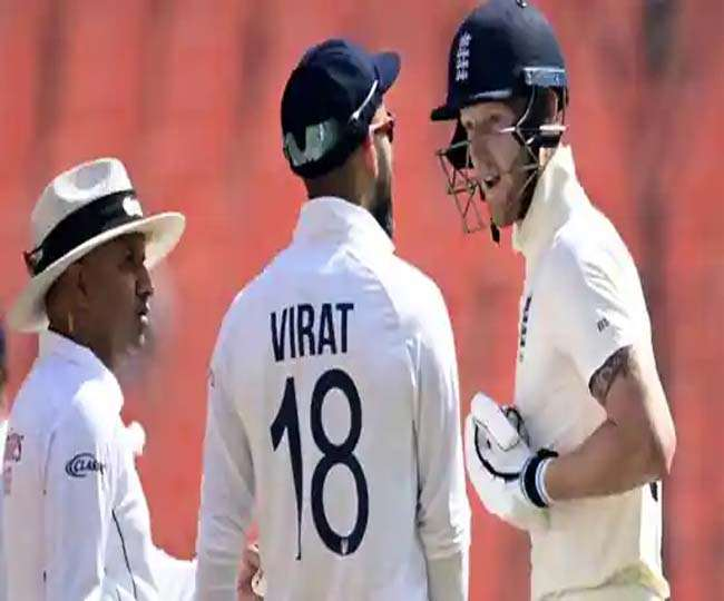 Watch Virat Kohli and Ben Stokes engage in heated argument; over the incident between the England star and Mohammed Siraj