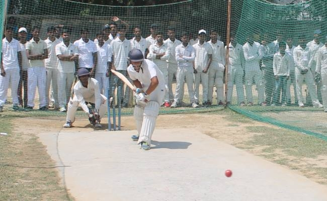 Under-19 cricket trials, 182 players showed off