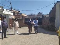 भाजपा जिला प्रधान परमिदर गिल ने वितरित किया राशन