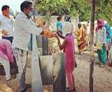 Lockdown आरएसएस व यूथ फोर सेवा ने लगातार सातवें दिन कराया भोजन Jamshedpur News