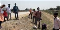 सीमा विवाद में भाग निकले उप्र के चार लोग