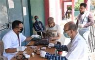 नेपाली नागरिकों की भोजन व्यवस्था कर एनएचपीसी निभा रही है सौहार्द की मिसाल