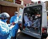 Coronavirus: देश में पिछले 12 घंटे में आए 355 नए मामले, महाराष्ट्र, दिल्ली सहित गुजरात में 6 मौतें