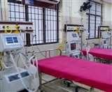 Fight Against Corona Virus : कोरोना से जंग के लिए यूपी में छह कोविड-19 अस्पतालों में 730 बेड तैयार