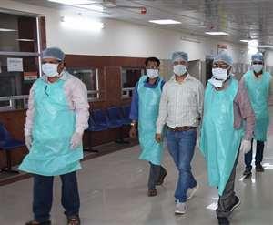 Coronavirus : कानपुर का पहला कोविड 19 संक्रमित बुजुर्ग मरीज में सुधार, दूसरी रिपोर्ट आई निगेटिव