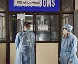 सदर अस्पताल के आइसोलेशन वार्ड में भर्ती मरीज की मौत, बिना जांच कराए शव को ले गए परिजन
