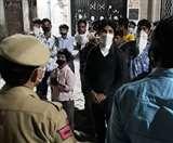 भिवानी में तब्लीगी जमात के दो लोगों में Coronavirus की पुष्टि, तीन स्वास्थ्य कर्मी क्वारंटाइन