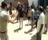 जींद के छह गांवों में तब्लीगी जमात के लोग क्वारंटाइन, घर के बाहर निकलने पर मचा हंगामा