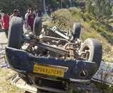 नैनीताल जिले के दुरस्त गांव में जीप खाई में गिरी, दो युवकों की मौत Nainital News