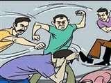 ट्राली में लगा गन्ना उतारने को लेकर दो पक्षों में मारपीट, दो घायल Rampur News