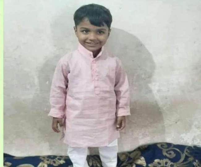 31 मार्च को घर के सामने से आइसक्रीम खाते दौरान हुआ था बच्चे का अपहरण
