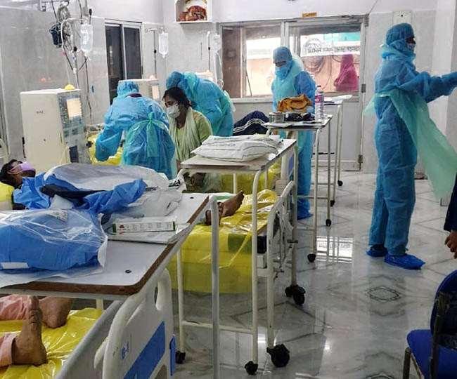 Coronavirus Symptoms, Coronavirus Update, Ranchi Jharkhand News इस बार वायरस फेफड़े को बहुत तेजी से डैमेज कर रहा है।