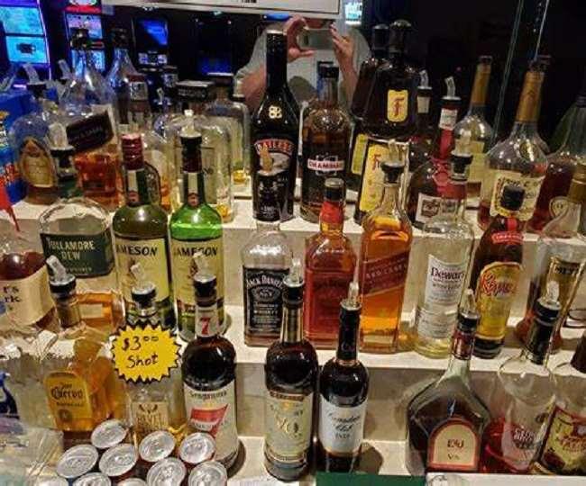 शराब के दाम में दस से 40 रुपए की बढ़ोतरी होगी।