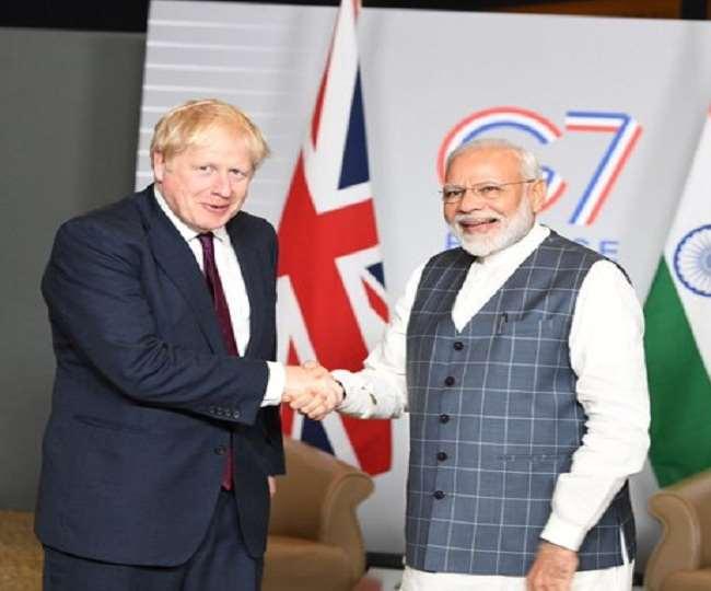 भारत-ब्रिटेन का मकसद: 2030 तक व्यापार संबंध का हो दोगुना विस्तार