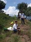 अध्यापक हिग राज चिराग रोपेंगे पांच सौ पौधे