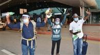 अंडमान से 180 प्रवासी मजदूरों को लेकर रांची पहुंचा इंडिगो का चार्टर्ड विमान