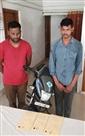 23.370 ग्राम बरगढ़ में ब्राउन शुगर के साथ दो गिरफ्तार