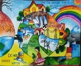 जागरण की ई प्रतियोगिता में पोस्टर बना पर्यावरण संरक्षण का दिया संदेश Jamshedpur News