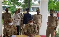 भाजपा बूथ अध्यक्ष की हत्या के दो आरोपित गिरफ्तार