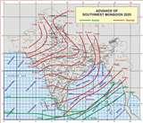 Weather forecast for varanasi : पूर्वांचल में निसर्ग का असर हुआ कमजोर, बादलों की सक्रियता के बीच गिरा पारा