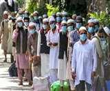 सरकार ने तब्लीगी जमात से जुड़े 2200 विदेशी नागरिकों की भारत यात्रा पर 10 साल के लिए प्रतिबंध लगाया