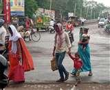 BIhar Weather Live Update: बिहार में भी दिख रहा 'निसर्ग' का असर, जानिए अपने जिले के मौसम का हाल
