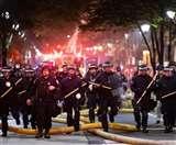 अमेरिका में हालात बेकाबू, विरोध-प्रदर्शन रोकने के लिए वाशिंगटन में तैनात की गई सेना