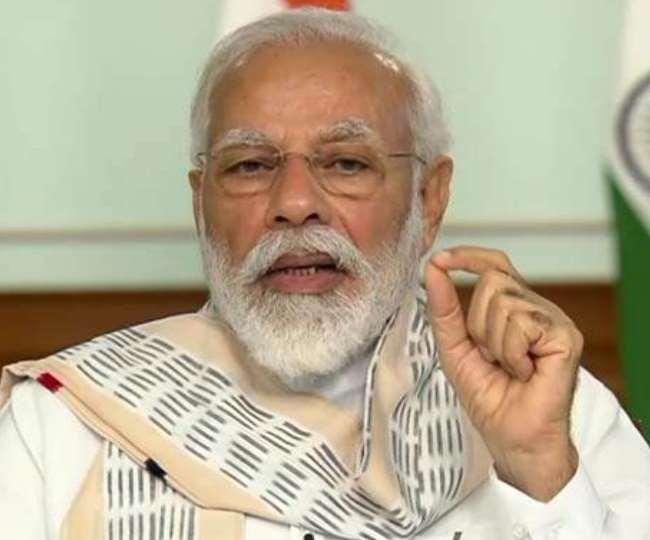 'सेवा ही संगठन' कार्यक्रम शुरू, BJP कार्यकर्ताओं से बातचीत करेंगे पीएम मोदी, नड्डा कर रहे संबोधित
