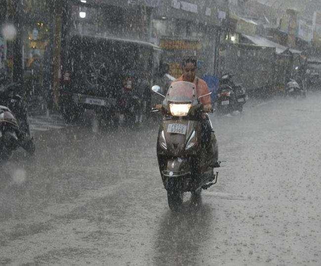 लुधियाना में शनिवार काे तापमान भी सुबह 25 डिग्री सेल्सियस रहा। (जागरण)