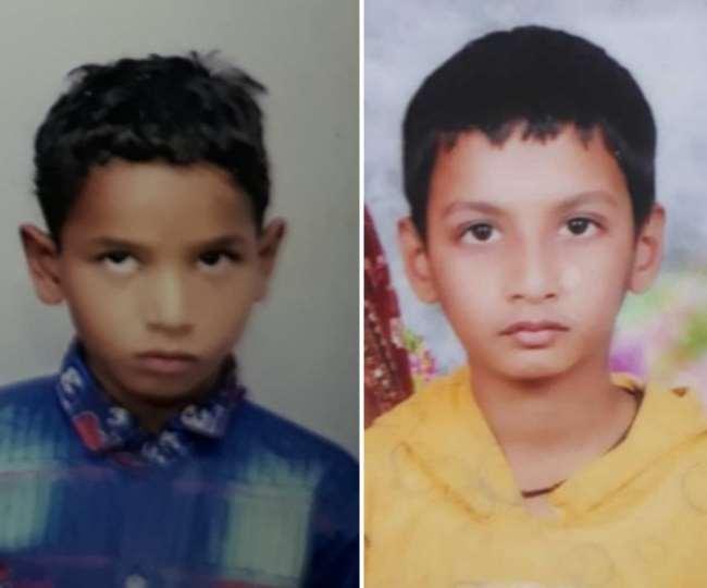 11 वर्षीय नितिन और 13 वर्षीय नीरज की तालाब में डूबने से मौत।