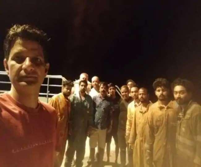 साइप्रस में फंसे दस भारतीय क्रू मेंबर, कहा-भारत सरकार करे मदद तो बच जाएगी जान। फाइल फोटो