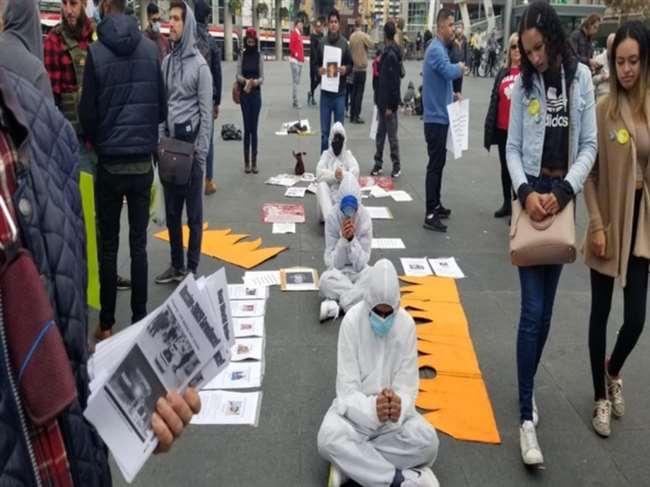 बलूच कार्यकर्ता शब्बीर को गायब हुए आज 4 साल पूरे।