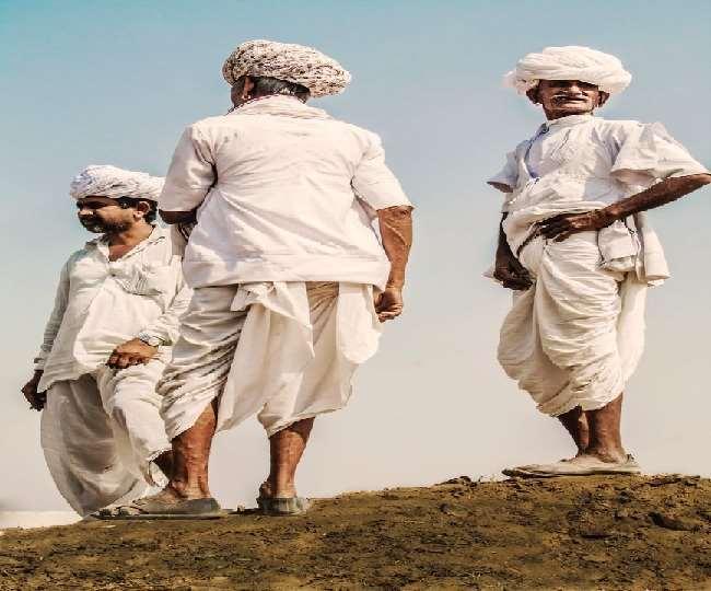 भारतीय किसान के लिए प्रतीकात्मक तस्वीर PC: Pexels