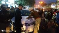 सेना पदाधिकारी ने ट्रैफिक इंचार्ज से किया अभद्र व्यवहार, पुलिस ने चालान काटा