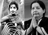 Jayalalithaa Death Anniversary: सिनेमा के रुपहले पर्दे से निकलकर तमिलनाडु की राजनीति पर छा गई थीं