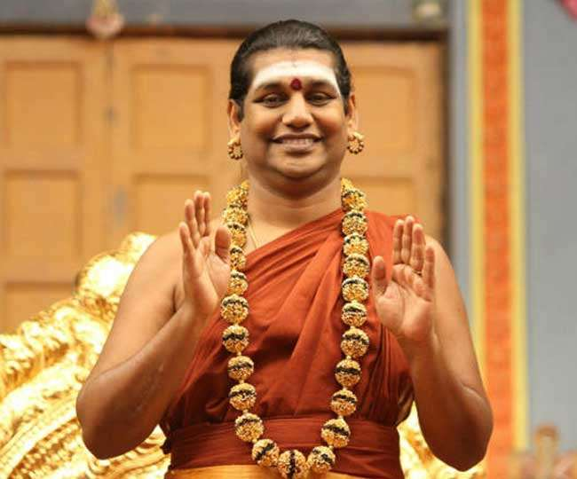 On the run Controversial godman Nithyananda has his Own country Kailaasa  Jagran Special