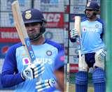 Ind vs WI: 399 पर अटके रोहित शर्मा, वेस्टइंडीज के खिलाफ 1 छक्के की है जरूरत