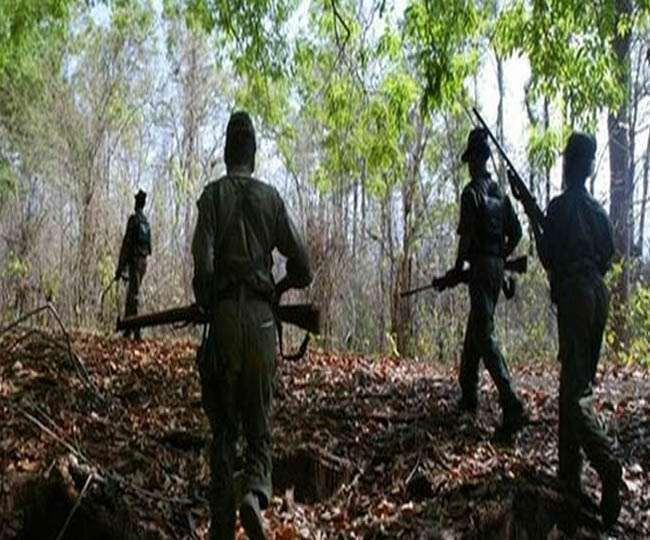 A Cop injured in Naxal attack in Chhattisgarh