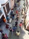तीन हजार की आबादी वाला मोहल्ला इस्लामाबाद को लोगों ने खुद ही किया सील