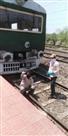 ईएमयू का पहले दिन सफल रहा ट्रॉयल