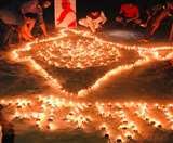 9बजे9मिनट: रात के नौ बजते ही जले दीये, बिहार में मनी दीवाली, खूब हुई आतिशबाजी, पीएम मोदी ने कहा-थैंक्स