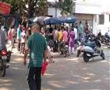 चिकन- मटन की दुकानों पर उमड़ी भीड़, मछली के दाम भी बढ़े Jamshedpur News