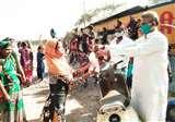 Lockdown में गली-गली में जगी अलख, सबने उठाया सहयोग करने का बीड़ा Prayagraj News