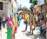 मेरठ में राशन की दुकान पर मारपीट, बुलंशहर में राशन में घटतौली पर हंगामा, पुलिस ने संभाली स्थिति