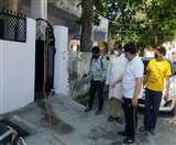 Lockdown in Lucknow Day 12: कोरोना से लड़ रही नगर निगम की टीम, पार्षद इलाके को करा रहे सैनिटाइज