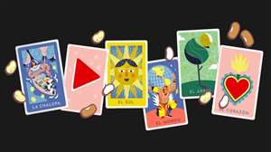 Popular Google Doodle Games: Google लेक​र आया आज Loteria गेम
