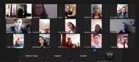 एसपीएस ने विदेशी स्कूलों के साथ आनलाइन सत्र करवाया