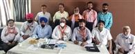 मोदी सरकार की प्राप्तियां घर-घर पहुंचाने की अपील