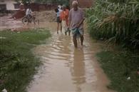 महापंडित के गांव तक पहुंचना हुआ मुश्किल