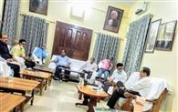 टीएमबीयू में स्नातक और पीजी की परीक्षा के लिए कसरत शुरू
